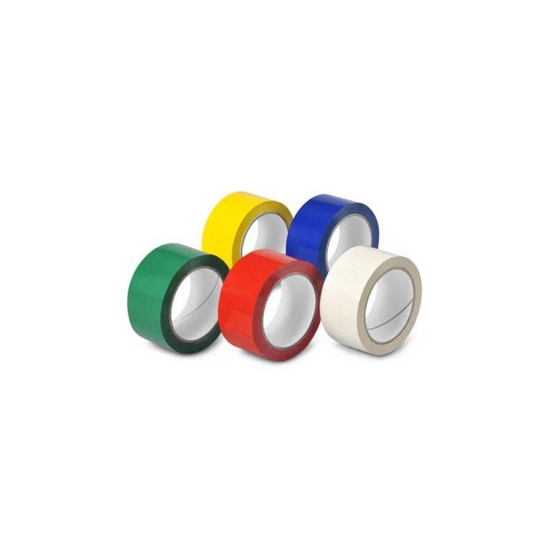 Ruban adhésif PVC couleur