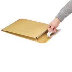 Pochette matelassée papier